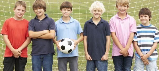 kinderschatzsuche im fussball verein