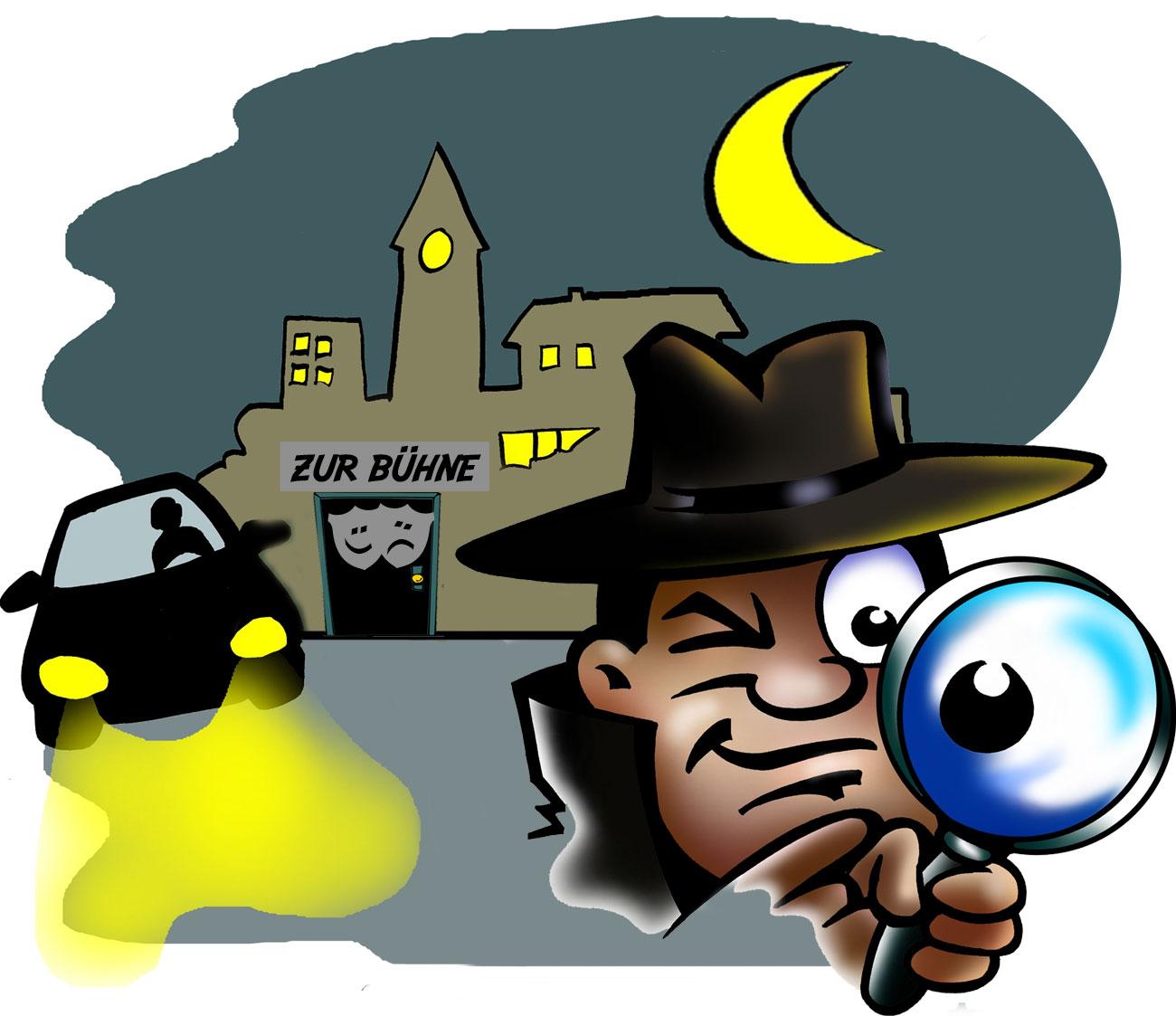der ermittler der detektiv schatzsuche
